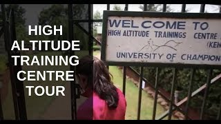 High Altitude Training Centre in Iten, Kenya - Tour by Desiree Linden (via Competitor.com)