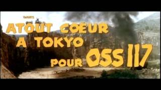 OSS 117: From Tokyo With Love (credits) - Michel Magne - Eurospy