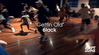 6LACK - Gettin Old    Rhys Hume Choreography    Lucid Moves