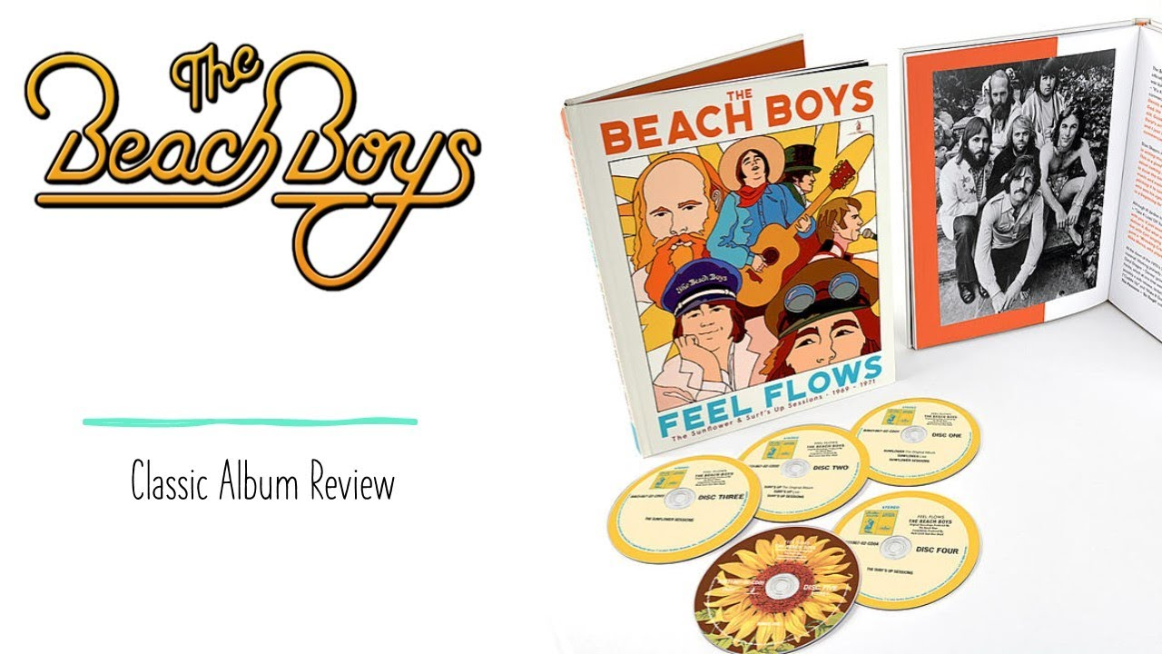 The Beach Boys: 'Feel Flows' Box Set | Announcement