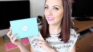 Bellabox Unboxing | July 2014 Thumbnail