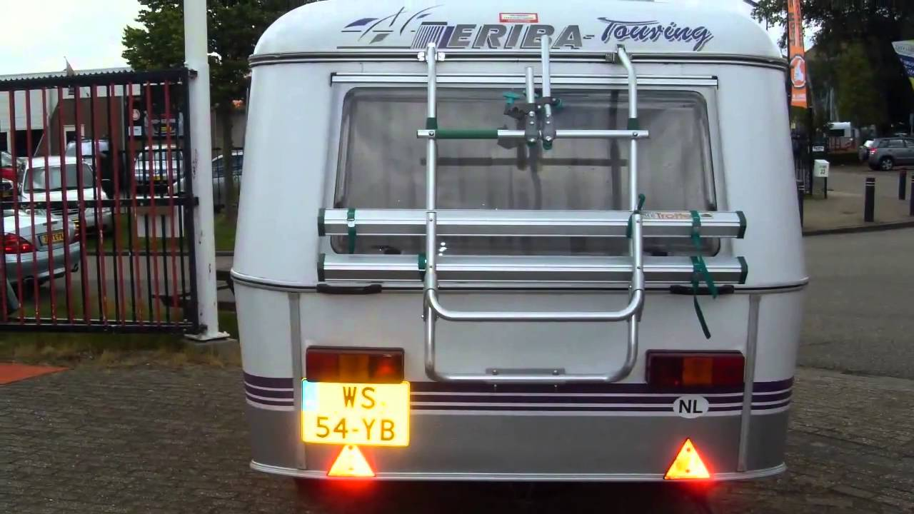 Caravan te koop eriba touring mooie eriba pan familia youtube - Te koop ...