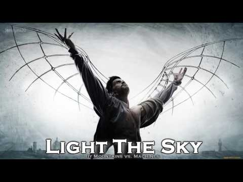 EPIC ROCK | ''Light The Sky'' by Mountains vs. Machines