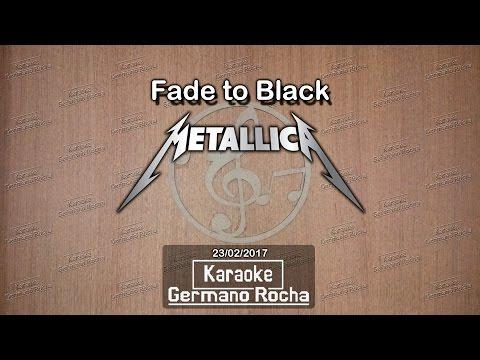 Metallica - Fade to Black (Karaoke)