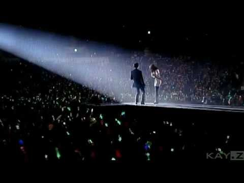 Hope Concert 2010 - Lee Seung Gi & Shin Min Ah (Gumiho Talk Time)