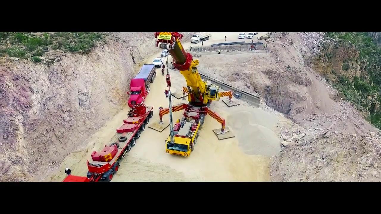 ShowReel Air Video Drone 2019 San Luis Potosí