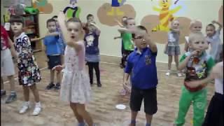 Танцы для самых маленьких, фитнес клуб Lemon, школа танцев для детей