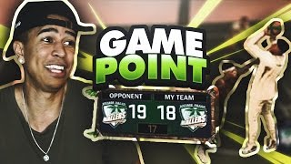 TRASH TALKERS EXPOSE THEN I EXPOSED BACK! GAME POINT ON HIS HEAD! NBA 2K17 MyPark Gameplay