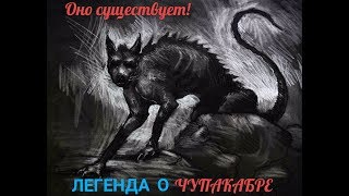 ЛЕГЕНДА О ЧУПАКАБРЕ. Ужасы, мистика. 2 июня 2019-го года.