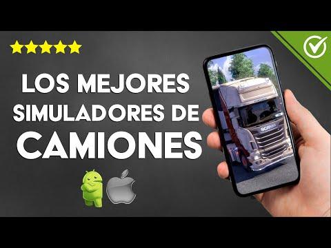 Los Mejores Juegos Android e iOS de Simulación de Camiones