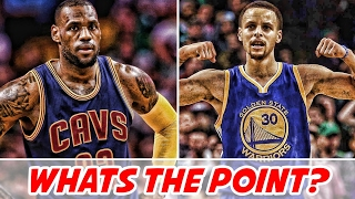Worst NBA Playoffs EVER! SOMETHING NEEDS TO CHANGE!