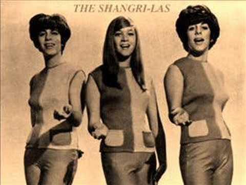 Shangri-Las - Leader of the Pack (Live 1964)