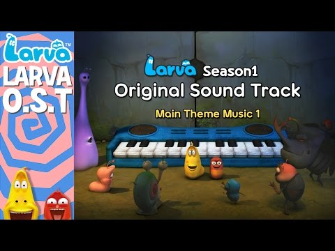 [Official] Larva Original Sound Track - Special Videos by LARVA