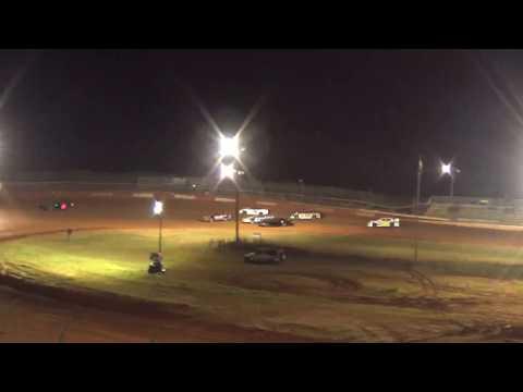 11/22/19 Super Street Heat Race - Screven Motor Speedway