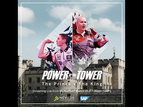 POWER AT THE TOWER: The Prince Vs. The King