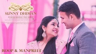 Roop & Manpreet | Ring ceremony | Cinematic | Sunny Dhiman Photography