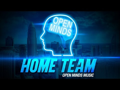 Open Minds - HomeTeam (Carolina Panthers Anthem)