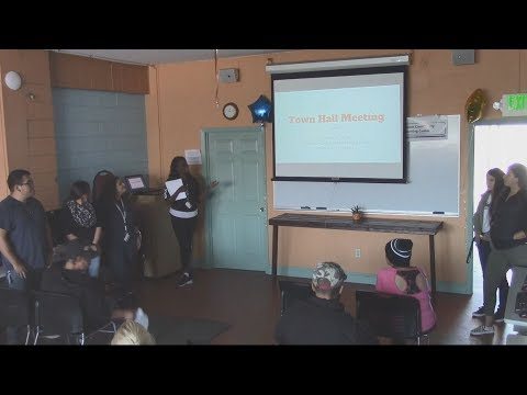 CSUMB Chinatown Learning Center Town Hall- August 2018