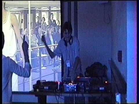 Сергей Неустроев. Пикассо. Нижний танцпол. 2002-2003