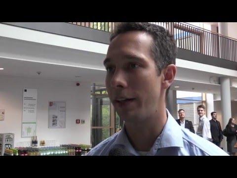 Herman Hollerith Zentrum (HHZ) - Interview mit Doktorand Gerald Stei