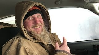 A Typical Spring Road Trip to Great Falls, Montana. This Was NOT in the Forecast | At Home On The Go