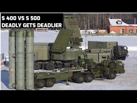 RUSSIAN S400 VS S500 COMPARISON : TOP 5 FACTS - YouTube