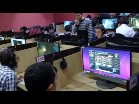 Gamepark İnternet Cafe Konya - 73 Pc Ccboot + MuRKuT Masaüstü Yönetim Sistemi
