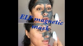 First Impressions: E.L.F Magnetic Mask ** B Beautiful by Binita **