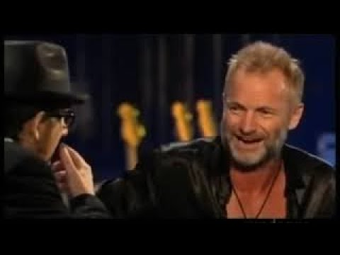 Elvis Costello Spectacle - S1 Ep5 - The Police