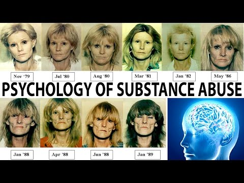 Psychology of Drug Addiction & Substance Abuse Disorder, Causes & Solutions