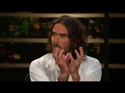 Russell Brand: Recovery  Real Time with Bill Maher HBO