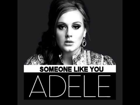 Adele - Someone Like You (Studio Acapella) + MP3