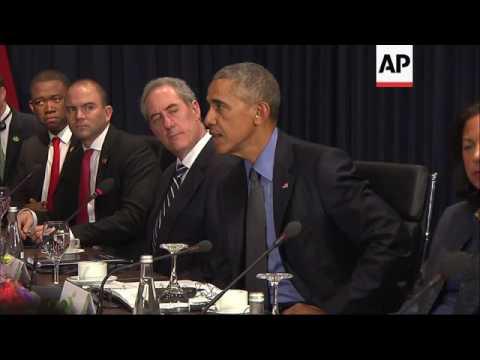 Obama, Xi Jinping on US-China Relationship