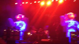 Primus with Danny Carey - Aenima into My Name is Mud at Riot Fest 2014
