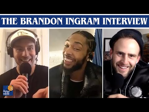Brandon Ingram on His Max Extension, Playing with Zion and Being Traded from The Lakers | JJ Redick
