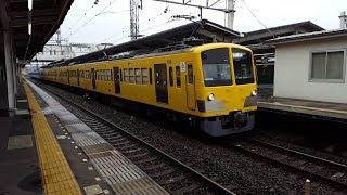西武新101系 263F+251F 西所沢駅通過 '19.07.07