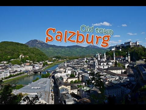 GoNoGuide SS1 EP92 - เดินเล่นในเมืองซาลซ์บูร์ก - Salzburg Old Town , Museum , Cathedral