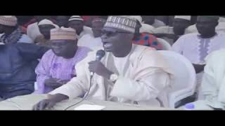 SEE BUHARI IBN MUSA PUBLIC LECTURE THAT GOT PEOPLE TALKING