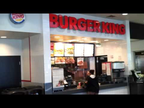 20seconds @ Burger King in SanFrancisco I. A.