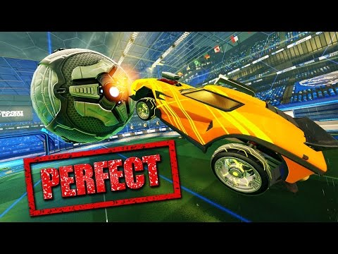 JUST A PERFECT DAY IN ROCKET LEAGUE