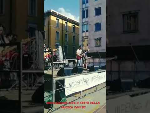 Needlework -  Feel Good Inc. (Gorillaz) Festa della Musica 2019 BS