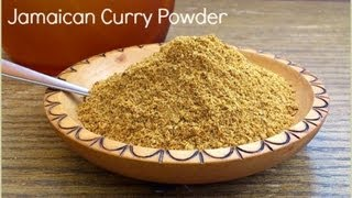 How To Make Jamaican Curry Powder For Authentic Caribbean Flavours