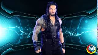 """2014: WWE Roman Reigns """"The Truth Reigns"""" Theme Song [Download] [HQ]"""