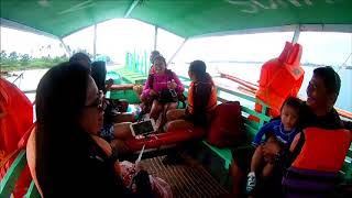 PHILIPPINES TRAVEL 2017 _ 16_ Going to SAMAL VANISHING ISLAND DAVAO