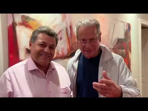 Dirceu reencontra Lula e diz que luta agora é retomar o governo do Brasil