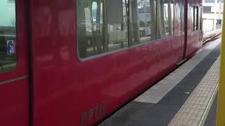 名鉄5700系 5701F (普通東岡崎行き) 新安城発車 SRシリーズ第151弾