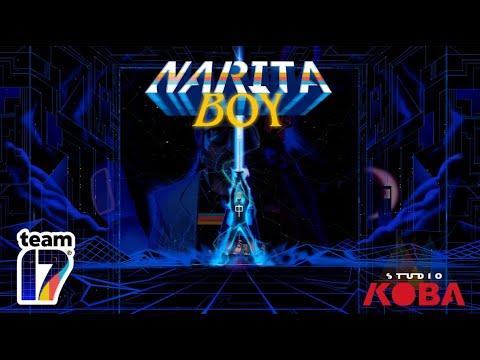 Игра Narita Boy сразу после релиза будет добавлена в Game Pass