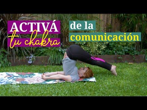 ¡Activá tu chakra de la comunicación! - Yoga con Agustina