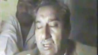 Sindh Senior Minister denouncing Pakistan and calling Army