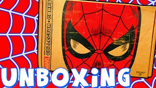 Spider-Man Marvel Collector Corps August 2016 Unboxing